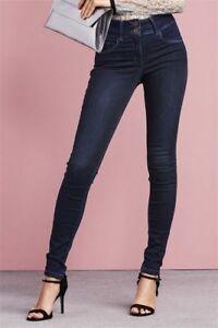 Next skinny slim and shape jeans