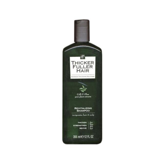Thicker Fuller Hair Shampoo Revitalize 355ml