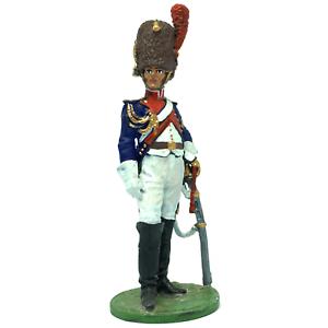 Grenadier Grenadiers à Cheval de la Garde Impériale France 1//32 Scale Tin Figure