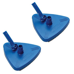 HydroTools-8140-Weighted-Triangle-Swimming-Pool-Vacuum-Head-Attachment-2-Pack