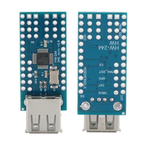 Mini USB Host Shield DC 3.3V für Arduno 328 Arduno Diecimila Duemilanove ADK