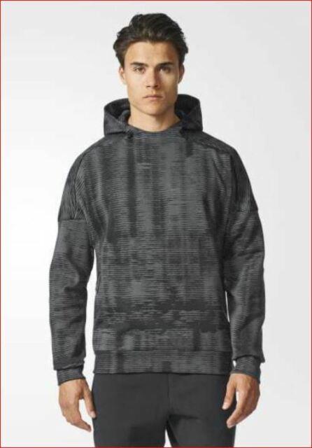new ADIDAS men jacket hoody 117779780 Pulse black M MSRP $120
