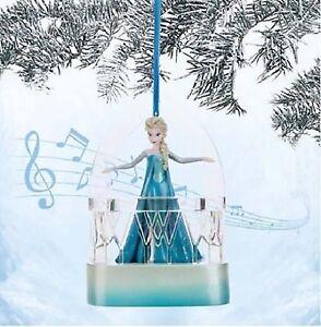 Disney Weihnachts Ornament Die Eiskonigin Elsa Christbaumschmuck
