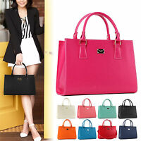 New Fashion Ladies Handbag Women Tote Cross Body Bag Shoulder Bag Medium Satchel
