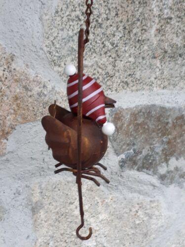 Nichoir rouge cœur anneau Meisen boulettes Support Nourriture Station Jardin Oiseau