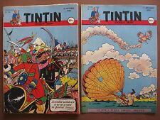 TINTIN France  collection équivalence n° 7