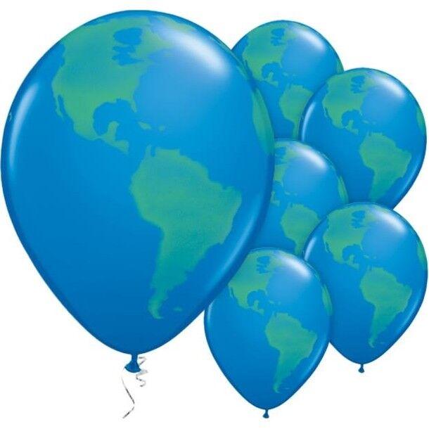 Planet Earth Globe 11