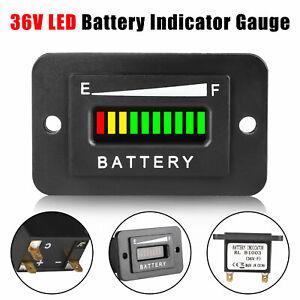 36V-Battery-Indicator-36-Volt-for-EZGO-ClubCar-Yamaha-Golf-Cart-Meter-Gauge-US