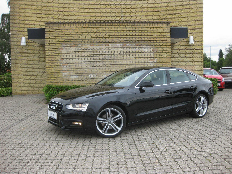 Audi A5 1,8 TFSi 170 Sportback 5d - 229.900 kr.