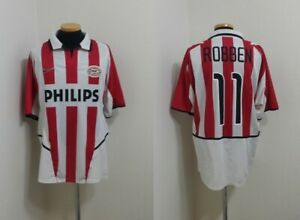 online store 9682d bf395 Details about (XL) PSV SHIRT JERSEY ROBBEN HOLLAND BAYERN CHELSEA REAL  MADRID SPAIN ENGLAND