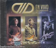 DLD CD NEW En Vivo Desde El Auditorio Nacional ALBUM DELUXE Con 1 CD + 1 DVD