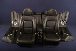 Subaru-Outback-2-0-D-2008-Rhd-Interni-pelle-Sedili-Porta-Carte-Bracciolo