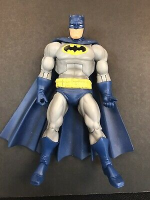 "DC Comics Multiverse Batman Dark Knight Returns Blue 6/"" Loose Action Figure"