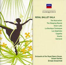 Ernest Ansermet - Royal Ballet Gala [New CD]