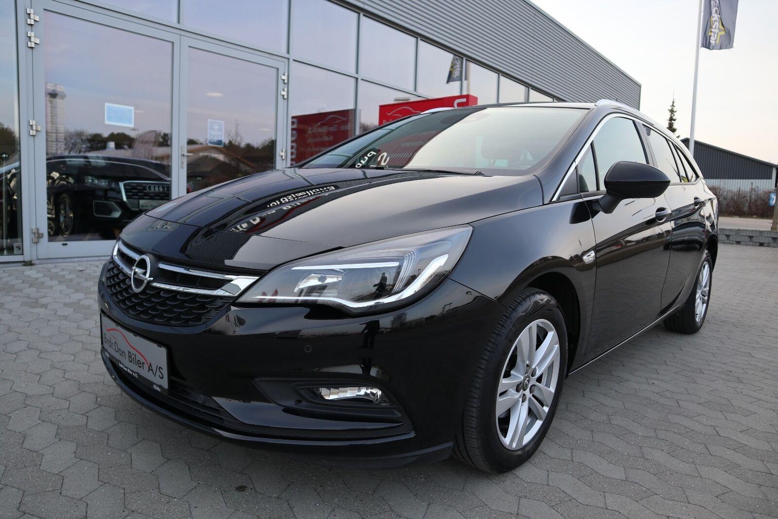 Opel Astra 1,4 T 150 Impress Sports Tourer aut.