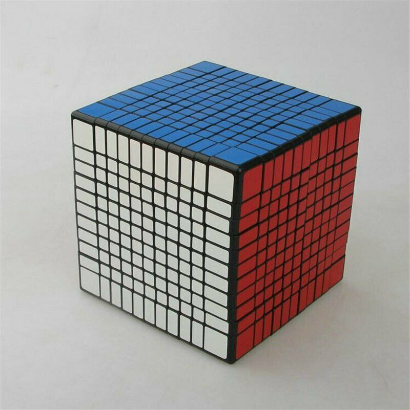 ShengShou 11x11x11 schwarz speed competition puzzle magic cube for challenge