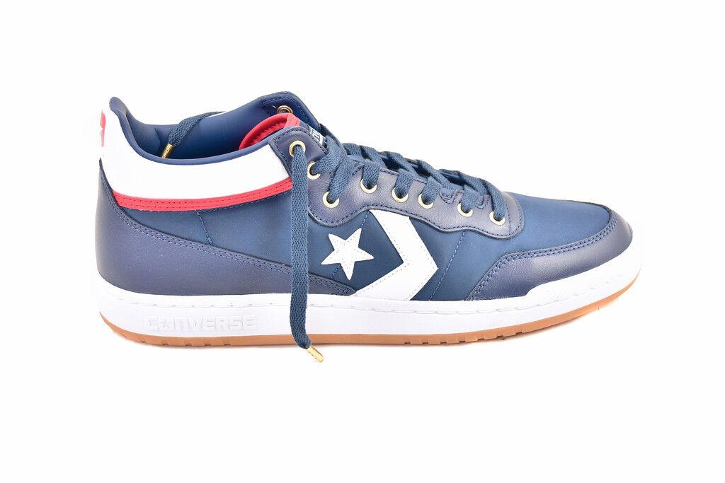 Converse Unisex Fastbreak Pro Mid 159598 Chaussures bleu8 RRP £116 BCF87