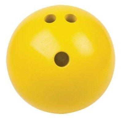Champion Sports 5 lb Plastic Rubberized Bowling Ball PB5 Bowling Ball 8.5 DIA