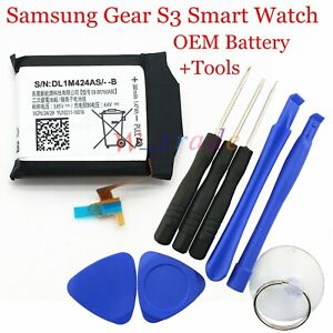 OEM-Battery-EB-BR760ABE-Fr-Samsung-Gear-S3-Frontier-S3-Classic-SM-R760-R765-R770