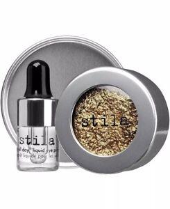 Stila-Magnificent-Metals-Foil-Finish-Eye-Shadow-Vintage-Black-Gold-0-06-oz-NIB