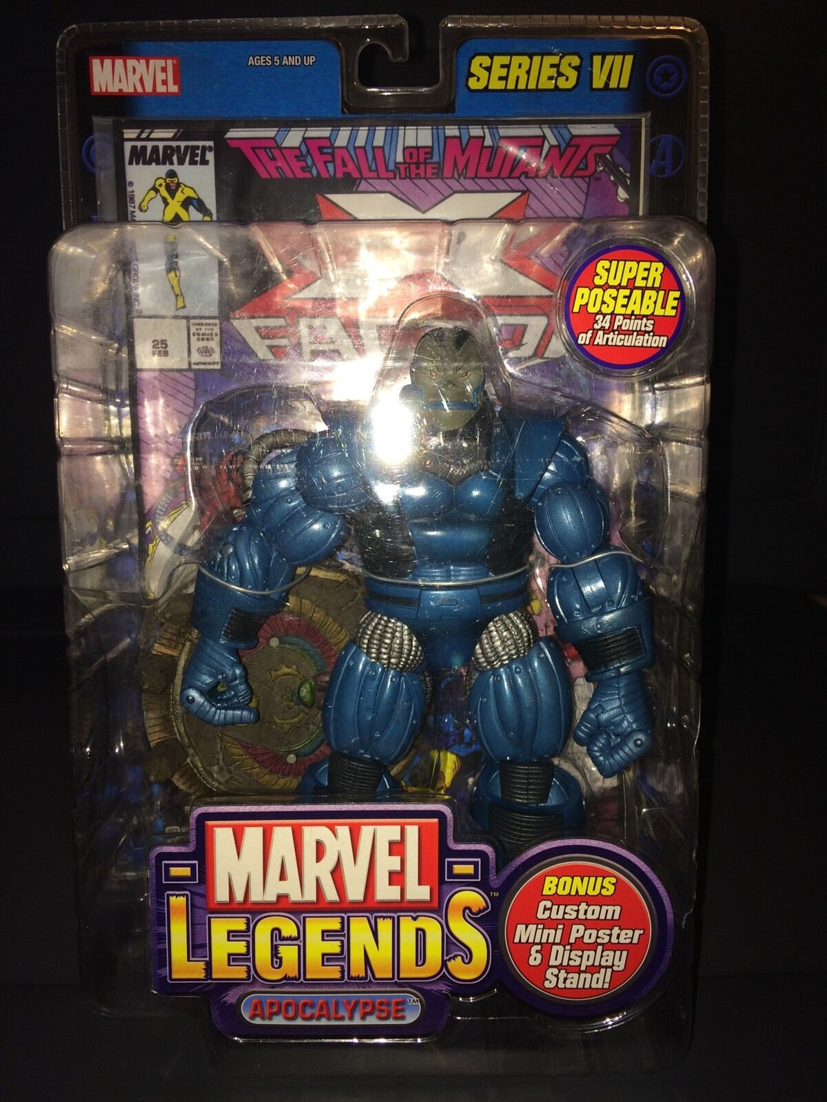 Marvel Legends Apocalypse Series VII
