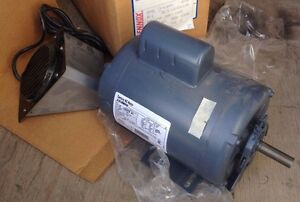Details about AO SMITH P86072 8-125278-04 1HP AC Motor V:230/115 A:6 5/13 0  1725RPM Frame L56