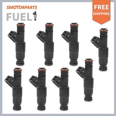 8PCS 47lb Fuel Injectors Fits Chevrolet Corvette Ford V8 LT1 LS1 LS6 LSX EV1