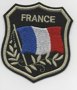 FRANCE-ECUSSON-PATCH-7-CM-x-8-CM