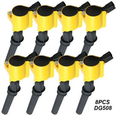 New Ignition Coil For Ford Multispark Blaster Epoxy 4.6L 5.4L DG508 C1454