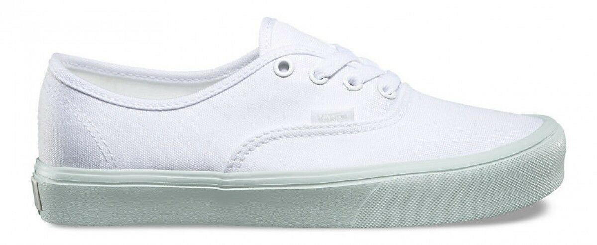 VANS Authentic Lite UltraCush (Pop Pastel) True Weiß/Zephyr UltraCush Lite WOMEN'S 7 d67034