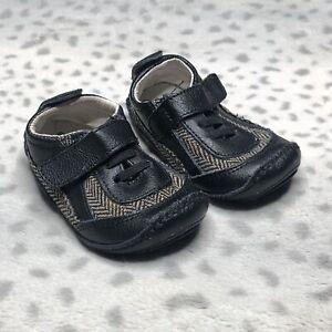 Rileyroos Leather Baby Toddler Walker Shoe Size 5-6 12-18 ...