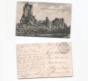 c1718-Ansichtskarte-Bixschote-1915-nach-Hof