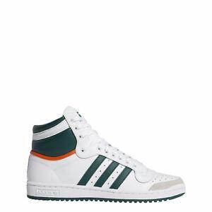 adidas-Originals-Top-Ten-Hi-Schuh-Herren-Trainers-Lifestyle-Trainers-Weiss