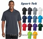 Sport-Tek GOLF POLO Casual DRI-FIT Racer Mesh PERFORMANCE Shirt ST640 XS-4XL