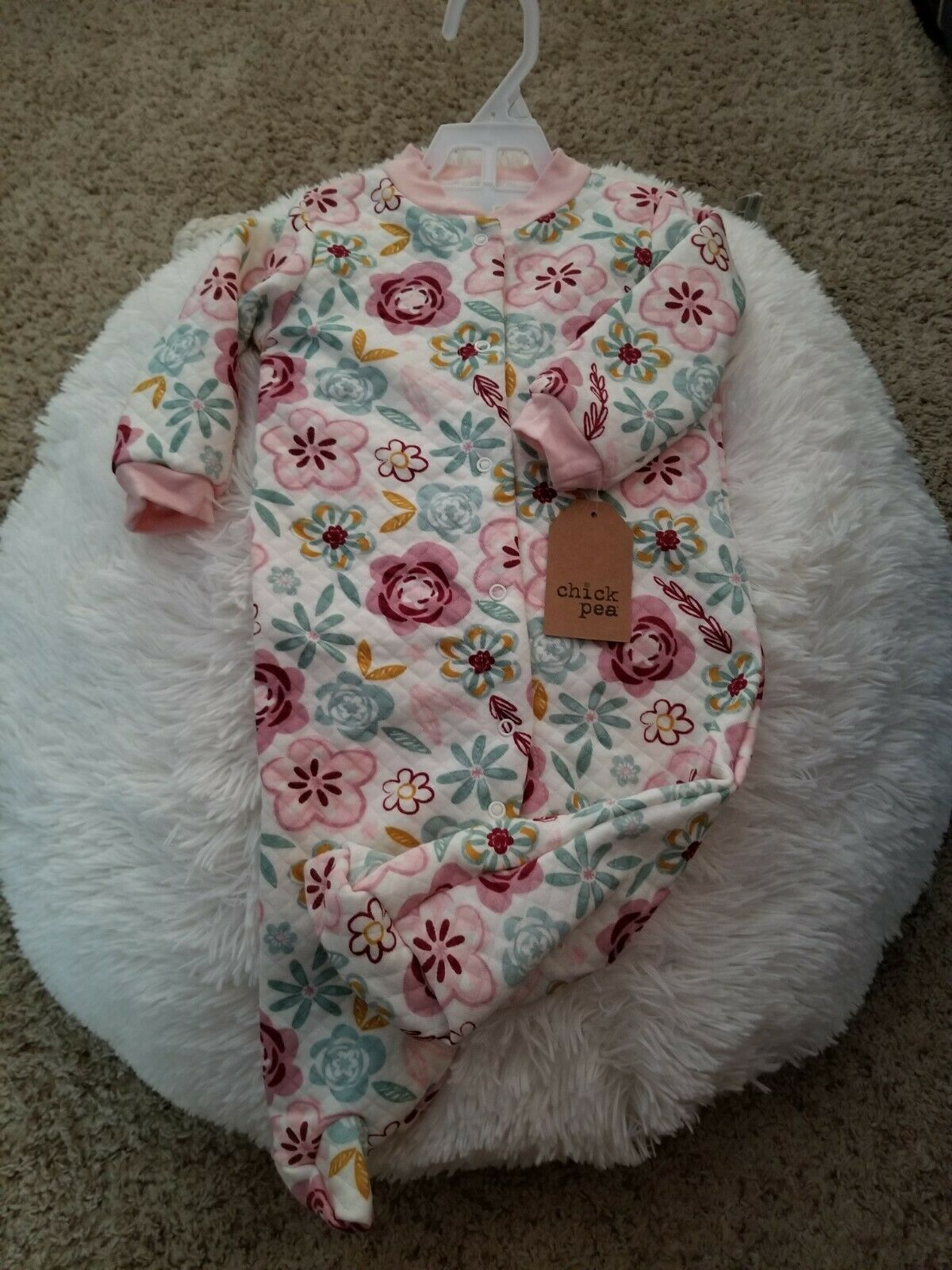 Baby Girls Clothes Outfit Fall Winter 6 9 Months Nwt FREE SHIPPING