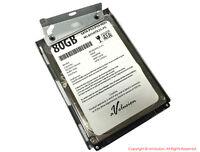 80gb Ps3 Super Slim (cech-400x) Hard Drive +free Hdd Mounting Kit Bracket