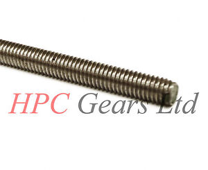 1-4-034-5-16-034-3-8-034-1-2-034-UNC-Threaded-Steel-Bar-8-034-12-034-lengths-HPC-Gears