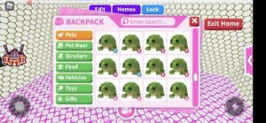8-bit Coloring pages With Free Roblox Adopt Me Turtle ...