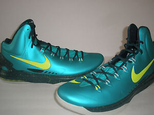 c48564899487 NEW NIKE ZOOM KD V HULK SIZE US 18 EUR 52.5 UK 17 RARE NICE HOT