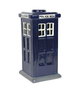 Money-Box-Blue-Police-Box-Ceramic-16-5cm-NEW