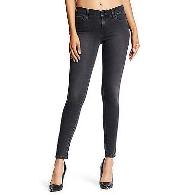 Levi's Women's 710 DARK STEEL Super Skinny Ultra Stretch Jeans  REF:Z2DS