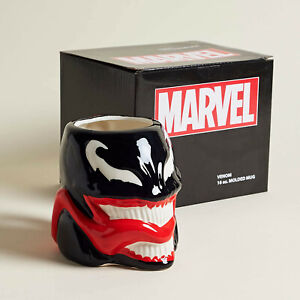 Venom-16-Oz-Molded-Mug-by-Marvel-Comics-NEW-AU-FREE-SHIPPING