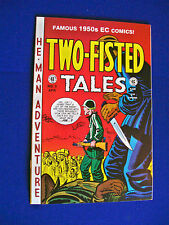 Two Fisted Tales 3: golden age EC Comics color rep. Russ Cochran 1992 series.New