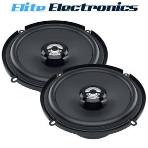 """Hertz DCX160.3 Dieci 6"""" Inch 120W 2-Way Coaxial Speakers"""