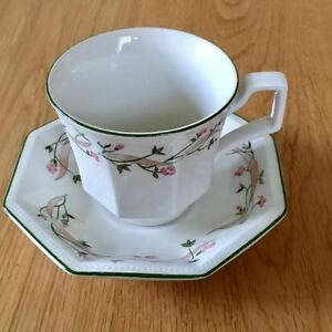 2-x-Eternal-Beau-Tea-Cup-and-Saucer-Several-Available-Lovely-Condition