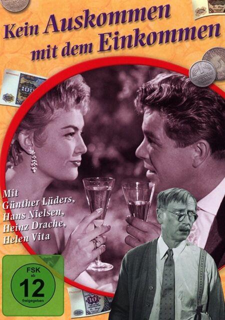 DVD * KEIN AUSKOMMEN MIT DEM EINKOMMEN - Heinz Drache # NEU OVP &