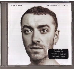 NEW-Sam-Smith-The-Thrill-Of-It-All-CD