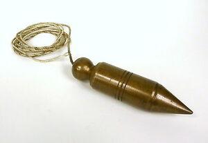 Large-Plummet-um-1900-2-teilig