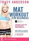 Tracy Anderson - Mat Workout For Beginners (DVD, 2014)