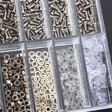 1000pcs Tiny Screws Nut Screwdriver Watch Eyeglass Glasses Repair Tool Kits Set